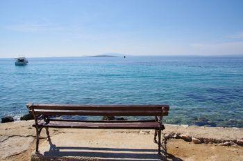 Pag sziget Plaža Tovarnele