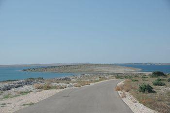 Zečevo szigeti átjáró -Ismeretlen part