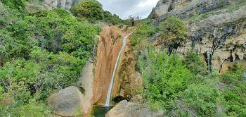 Bijela folyó vízesése