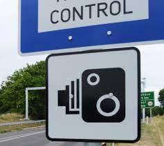 Sebességmérő kamerák a környéken
