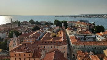 Zadar Szent Anasztázia Katedrális tornya