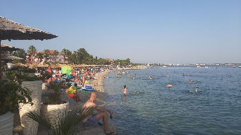 Vir sziget Jadro strand