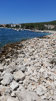 Turkljaca Sveti petar na moru közelében