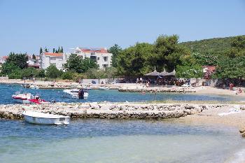 Turkljaca Szveti petar na moru közelében