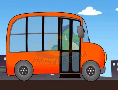 Hogyan juthatok le busszal Karin Gornjiba?