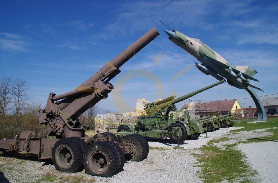 Karlovac-Turanj katonai emlékpark